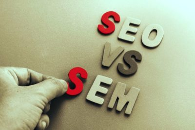 What is SEM and How it Differs from SEO?