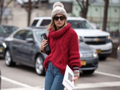 Why is it worth to wear a hat in the winter?