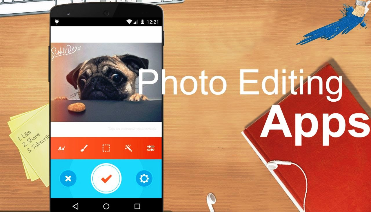 best photo editing apps 2018
