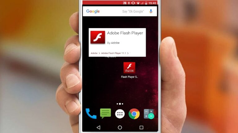 How to use Adobe Flash player on  Android phone?