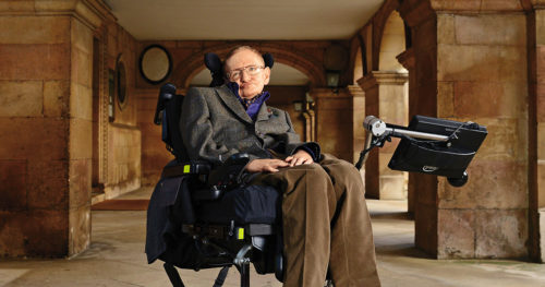 Stephen Hawking –  The Most Famous Physicist lives in peace