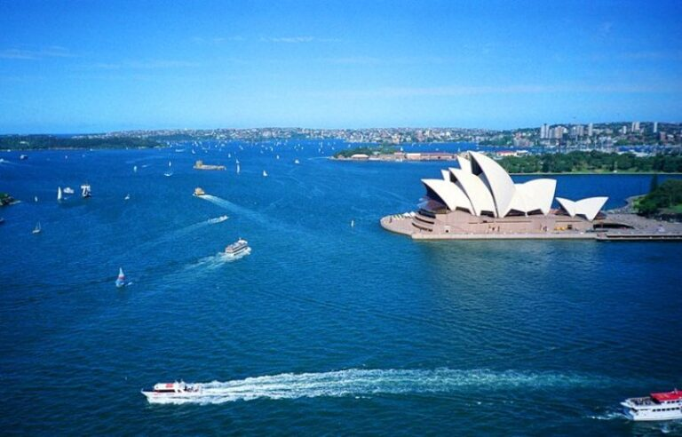 Top 20 Places to Visit in Australia
